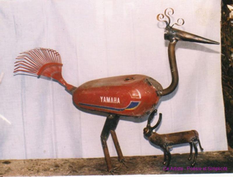 oiseau yamaha