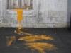 les bassins à flot, jaune