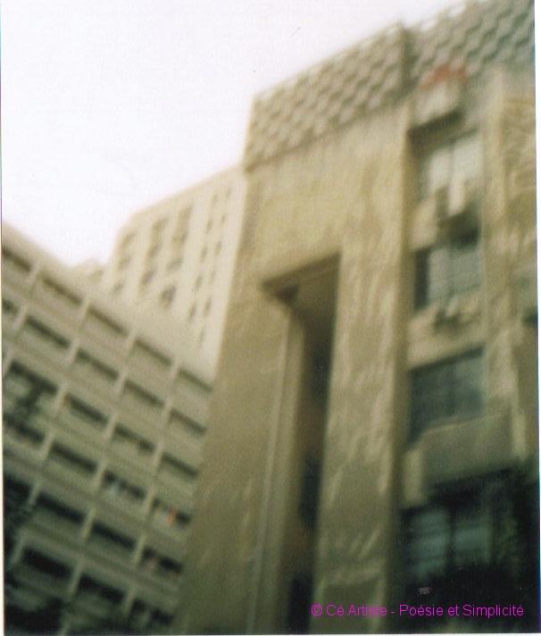Shenzhen, art contemporain en travaux