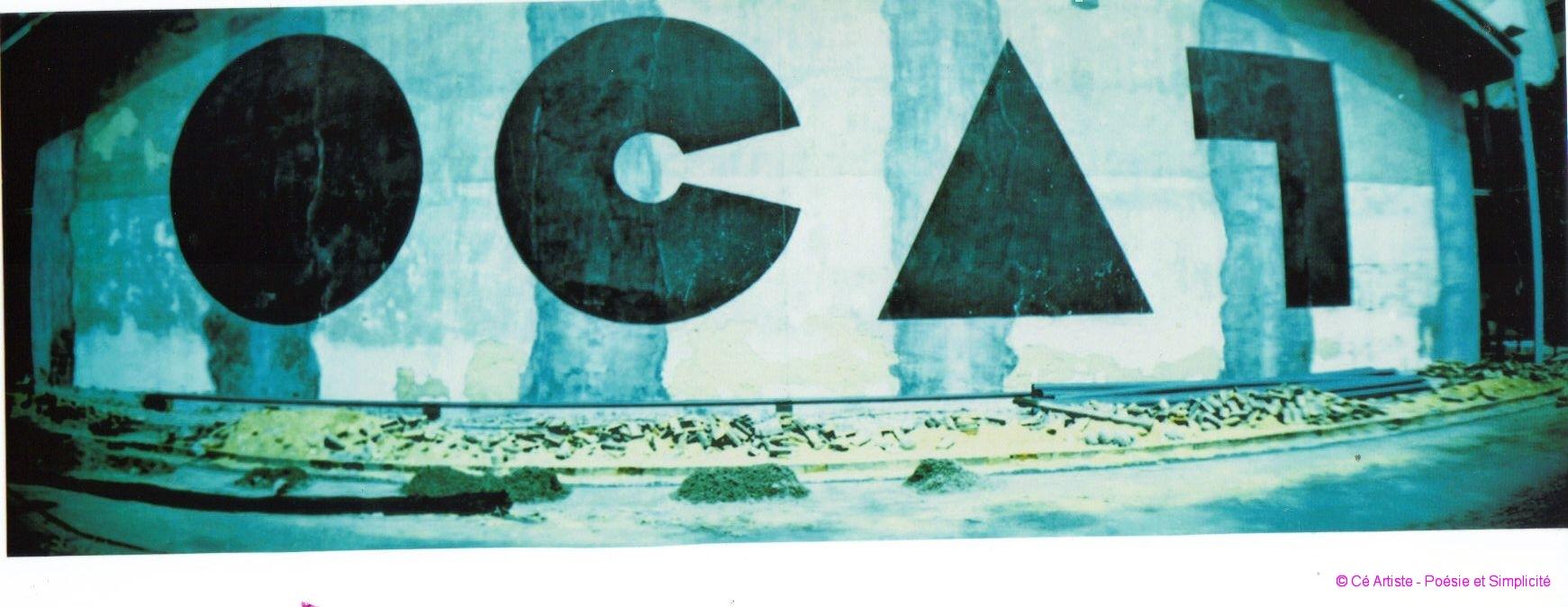 Art contemporain, fermé pour travaux
