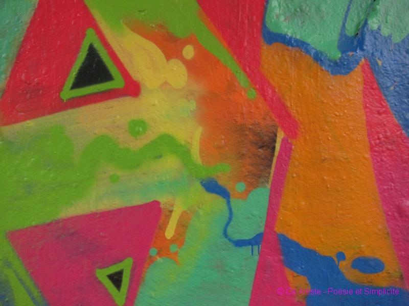 graffiti, détail